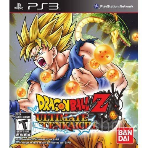 Dragon Ball Z: Ultimate Tenkaichi PS3