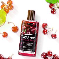 Масажне масло - WARMup Cherry, 150 мл, фото 2