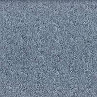 Рогожка Джерси, серо-синий