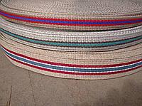 Лента коврова ремінна25мм50м