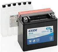 АКБ EXIDE YTX14-BS = ETX14-BS