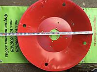 Тарелка рабочая на косилку с шириной захвата 1.35 грн, фото 1