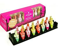 Anthon Berg Chocolate Liqueurs Pink Cocktails- Подарочный набор шоколадных бутылочек с алкогольными коктейлями