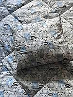 Набор в кроватку детский - одеяло и подушка