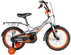 """Детский двухколесный велосипед STREET CROSSER-7 18"""""""
