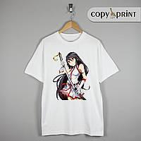 Футболка Аниме: Akame ga KILL (Акамэ га киру №1)