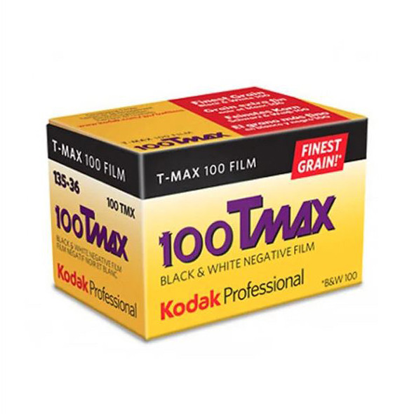 Фотопленка KODAK Professional T-MAX 100 TMX 135-36