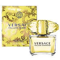 Женская туалетная вода Versace Yellow Diamond + 5 мл в подарок