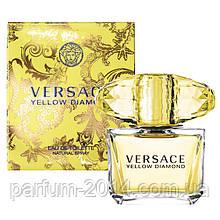 Жіноча туалетна вода Versace Yellow Diamond (репліка)