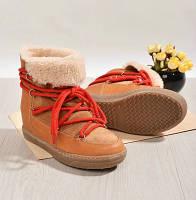 Зимние ботинки  Isabel Marant