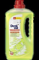 Универсальное моющее средство для всех поверхностей DenkMit Allzweckreiniger Limetten-zauber 1л Германия