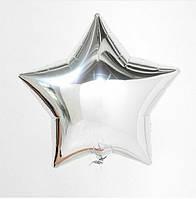 Воздушный шар, Звезда с гелием  Agura, 18 дюймов, фото 1