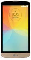Смартфон LG D335 OPTIMUS L BELLO DUAL SIM BLACK/GOLD (2 симкарты)