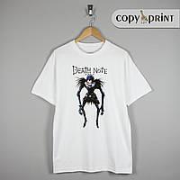 Футболка Аниме: Death Note (Тетрадь смерти №1)