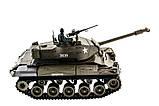 Танк на радиоуправлении 1:16 Heng Long Bulldog M41A3 с пневмопушкой и и/к боем (Upgrade), фото 7