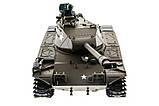 Танк на радиоуправлении 1:16 Heng Long Bulldog M41A3 с пневмопушкой и и/к боем (Upgrade), фото 9