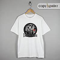 Футболка Аниме: Death Note (Тетрадь смерти №2)