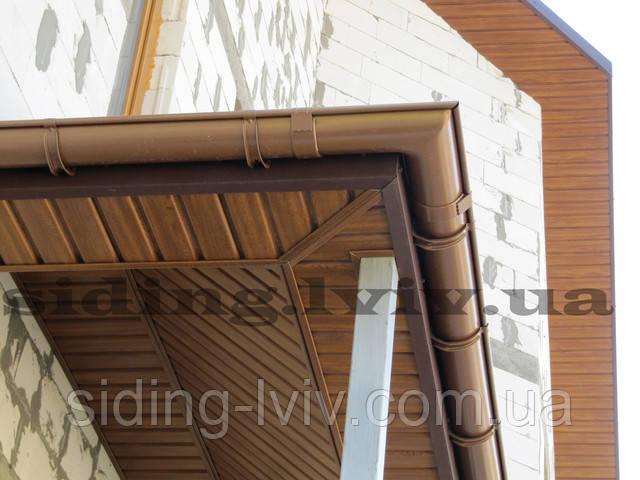 софіт софит для підшивки даху ціна купити