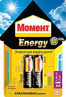 Батарейки MOMENT ENERGY 2xAA Henkel