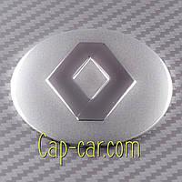 Наклейки для дисков с эмблемой Renault. ( Рено ) Цена указана за комплект из 4-х штук