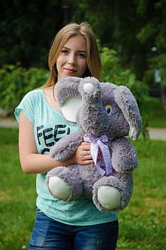 Плюшевый слоник 65 см