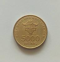 5000 донгов Вьетнам 2003 г., фото 1