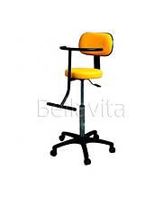 Дитяче крісло перукарське