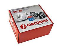Набор прямых кранов с термоголовкой для радиатора Giacomini 1/2 R470FX013