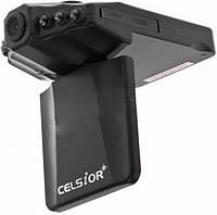 Автомобильный цифровой видеорегистратор CELSIOR DVR CS-702 HD, фото 1