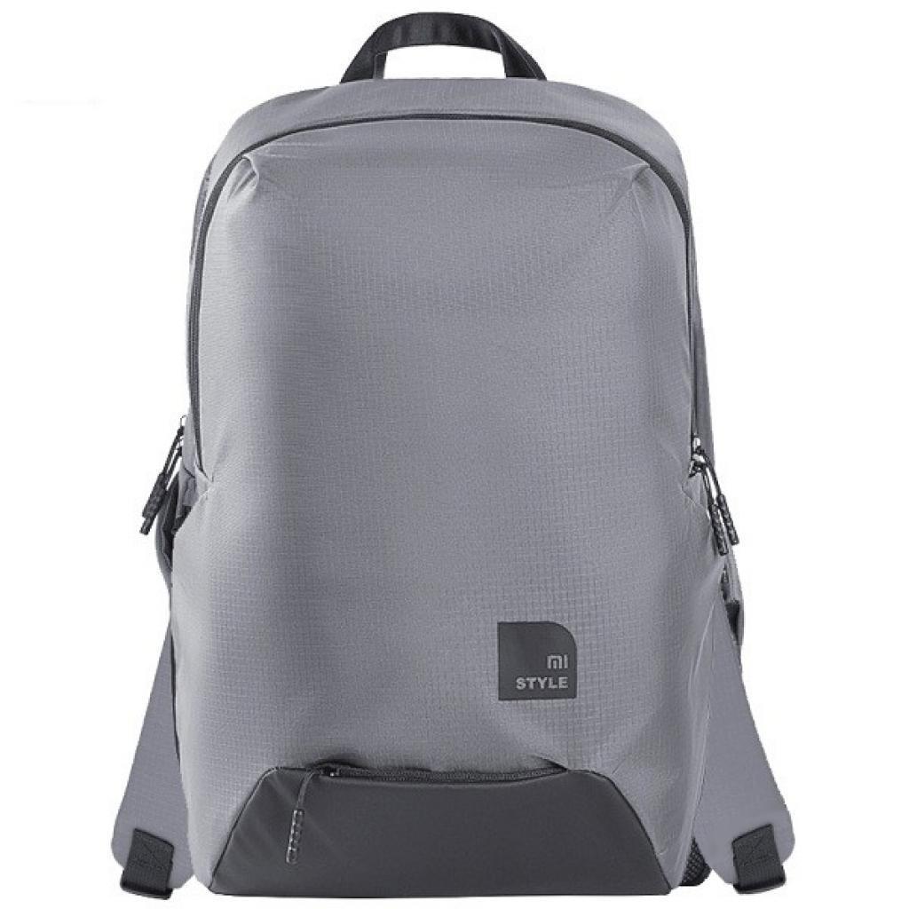 Рюкзак Xiaomi Mi Style Backpack Grey XXB01RM (ZJB4159CN) серый