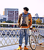 Рюкзак Xiaomi Mi Style Backpack Grey XXB01RM (ZJB4159CN) серый, фото 7