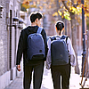 Рюкзак Xiaomi Mi Style Backpack Blue XXB01RM (ZJB4160CN) синий, фото 6