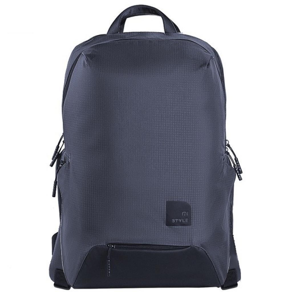 Рюкзак Xiaomi Mi Style Backpack Blue XXB01RM (ZJB4160CN) синий