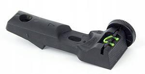 Прицільна планка для SPA Kandar TYTAN B3-3 WF600