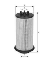 Фильтр топливный Man TGA DCI P785373