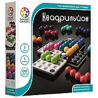 """Настольная игра """"Квадриллион"""" (Квадрильон) ТМ Smart Games арт. 540"""