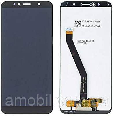 Дисплей + сенсор Huawei Y6 (2018) ATU-L11 ATU-L21 ATU-L22 ATU-LX3/Y6 Prime black orig