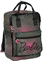 Женский городской рюкзак-сумка 14L Paso Barbie BAO-020