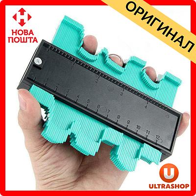 Вимірювач контуру Pro Tools Counter Original! Дублікатор контуру, Контурна лінійка, шаблон для виробів