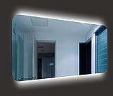 Дзеркало з Led підсвіткою 400 x 400 мм / Зеркало с Led подсветкой 400 x 400 мм, фото 2
