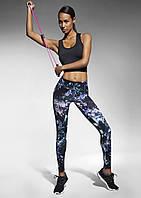 Цветные леггинсы для спорта/фитнеса Andromeda Bas Bleu (Бас Блю)
