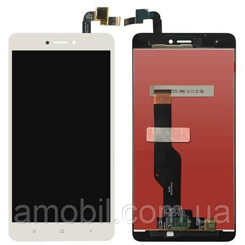 Дисплей + Сенсор Xiaomi Redmi Note 4X white orig