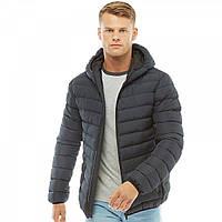 Зимняя куртка Fluid Padded Hooded Navy Navy - Оригинал, фото 1