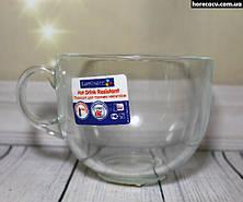 """Кружка бульйонна скляна Luminarc """"Jumbo"""" 500 мл (H8503), фото 2"""
