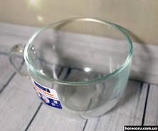 """Кружка бульйонна скляна Luminarc """"Jumbo"""" 500 мл (H8503), фото 3"""