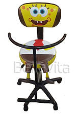 Дитяче перукарське крісло з аплікацією, фото 2