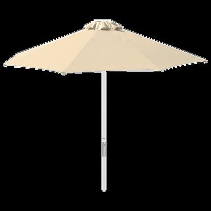 Зонт профессиональный круглый The Umbrella House 2,5 м KIWI CLIPS, фото 2