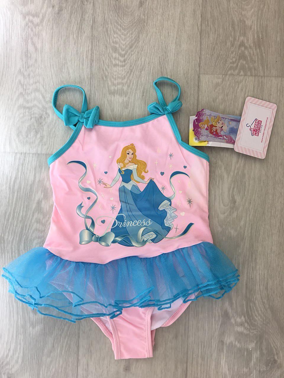 Детский купальник Cinderella