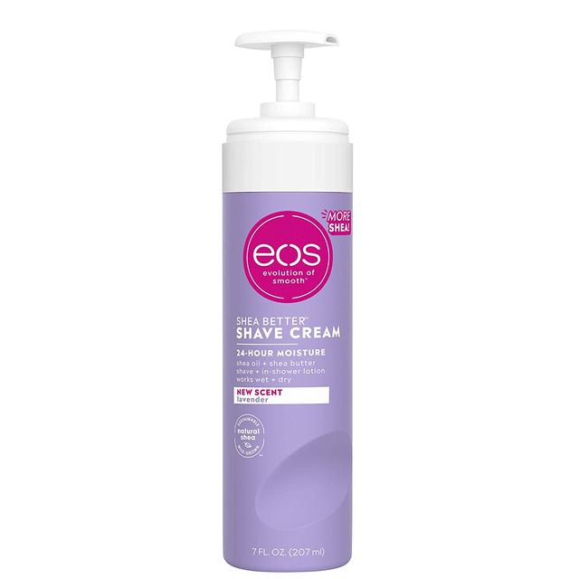 Крем для бритья E.O.S. Лаванда - Жасмин Ultra Moisturizing Shave Cream Lavender Jasmine