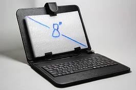 Чехол-клавиатура для планшета 8 дюймов Англ/Рус
